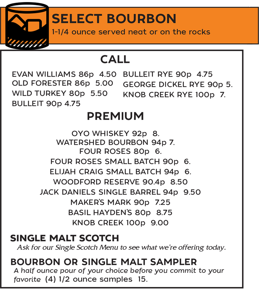 Smokehouse Brewing Company Bourbon + Scotch